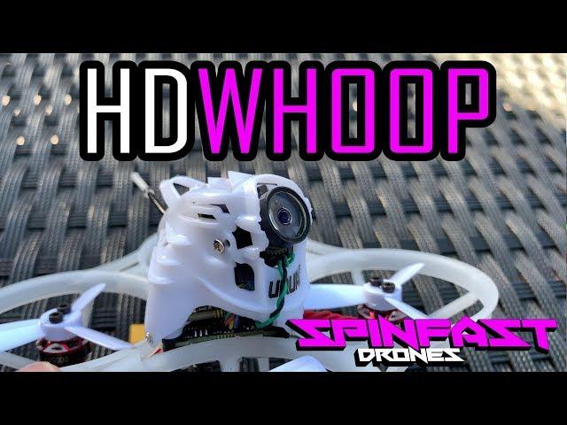 Mini Race HD Drohne statt GoPro? URUAV UR85HD Cinewhoop Review ;)