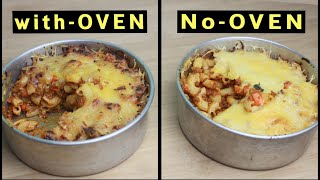 How to cook No-Oven Baked Macaroni
