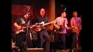Rocky Burnette and Paul Burlison - Tear It Up and Train Kept a Rollin
