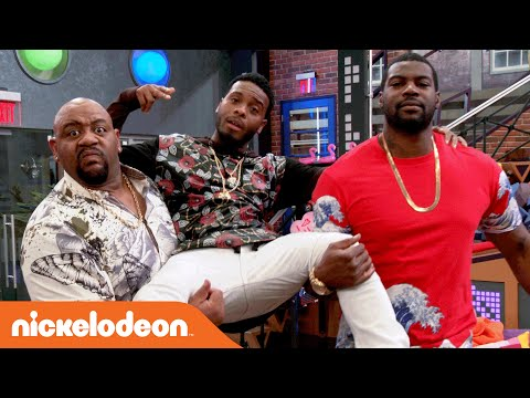 Game Shakers | How to Make an Entrance w/ Double G | Nick