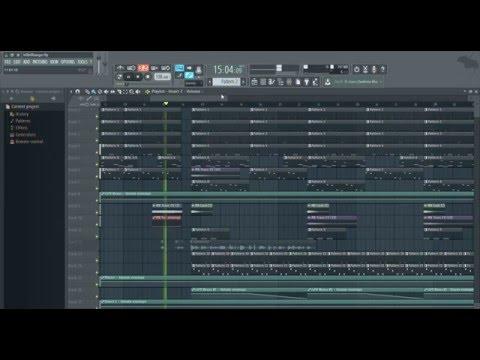 Kill Bill siren Fl Studio 12 beat