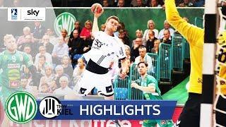 TSV GWD Minden - THW Kiel | Highlights - DKB Handball Bundesliga 2018/19