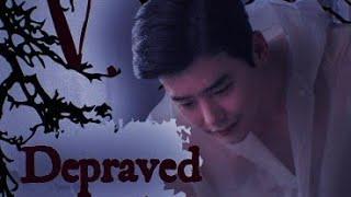 Lee Jong Suk ㍿ V.I.P ㍿ Depraved