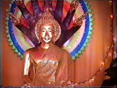 Self Interview 5 - Offering Buddha statue and Kathina to Khmer Buddhist temple