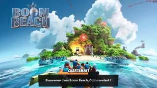 Boom beach-Incredible operation a massive attack 5 players