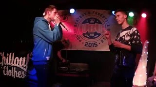 Taktyczny Wojtek vs MTS - Quarterfinal - Polish Beatbox Battle