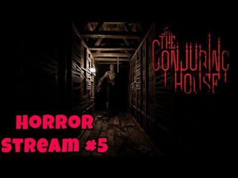 ???? ХОРРОР СТРИМ: The Dark Occult (The Conjuring House) #5