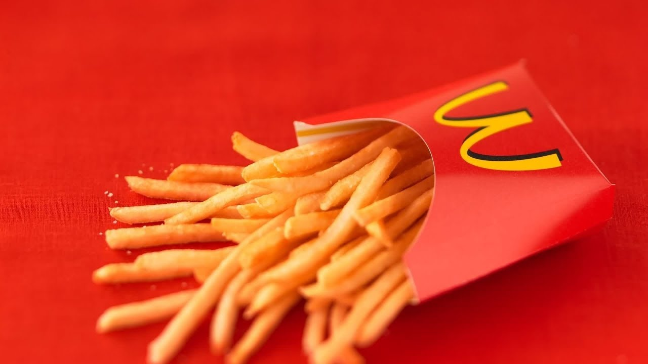 How To Make A Mcdonalds French Fry Cup