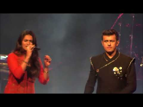 Sapna Jahan  Sonu Nigam Live Performance