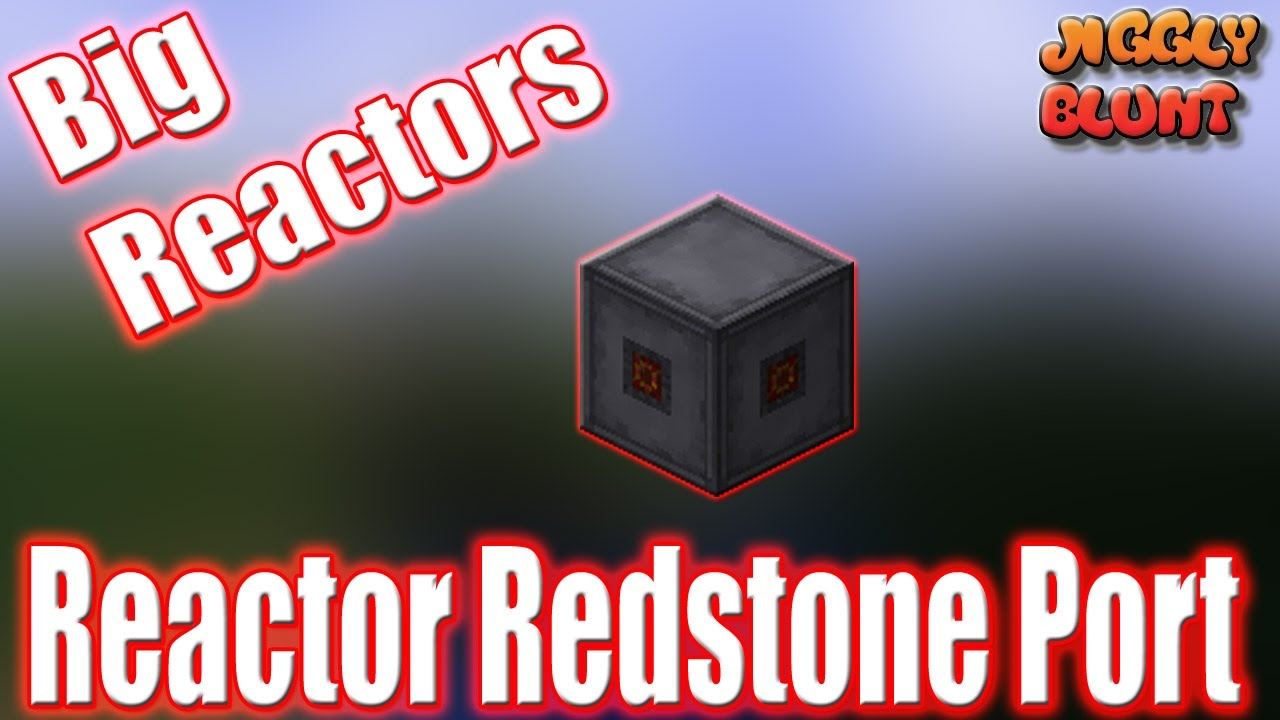 Reactor redstone port big reactors minecraft mod tutorial reactor redstone port big reactors minecraft mod tutorial youtube baditri Choice Image