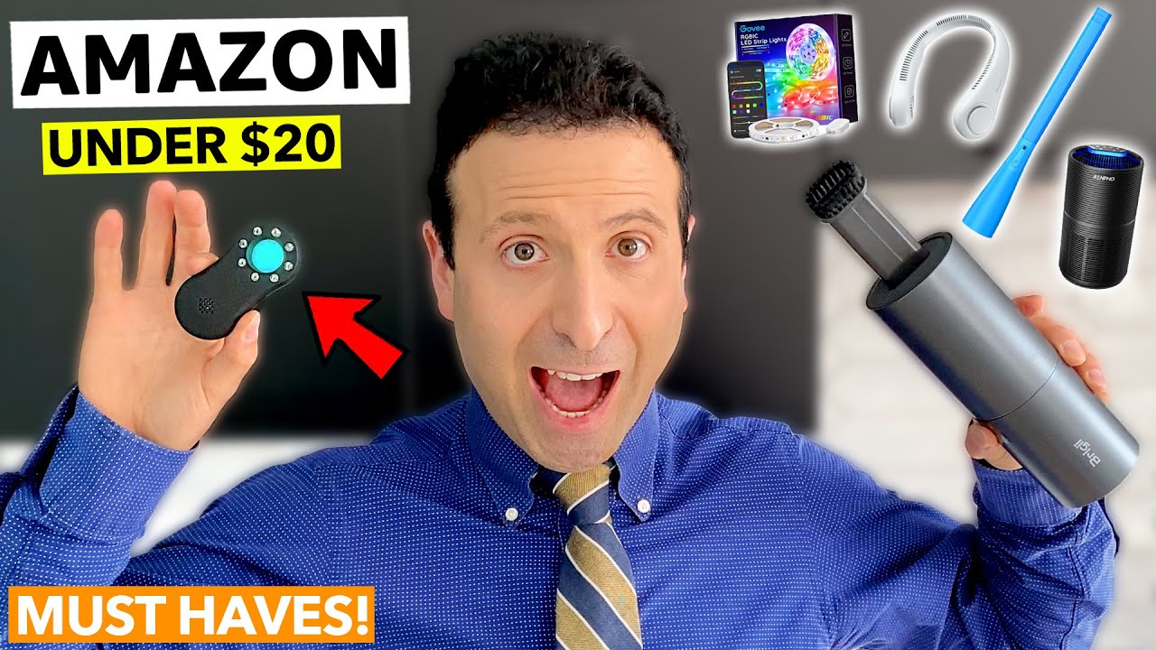 10 Amazon Products You NEED Under $20!