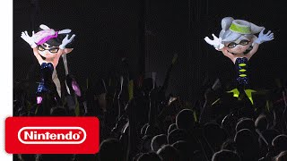 Splatoon - Squid Sisters Concert at Japan Expo 2016