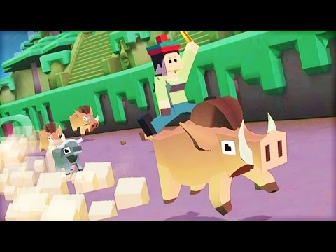 Rodeo Stampede Taming The Ankylosaurus Doovi