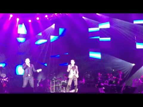 Konsert 5 Divo; Judika & Hazama - Setengah Mati Merindumu