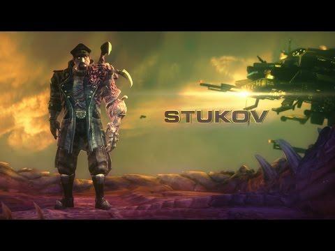Co-op Commander Preview: Alexei Stukov
