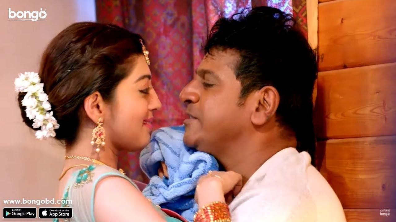 জামাইয়ের সাথে একলা ঘরে প্রণিতা কি আদবার করলো | Mass Leader | Shiva Rajkumar, Pranitha | Movie Clip