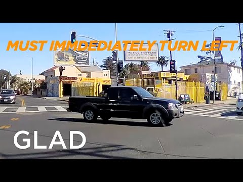 Craziest Intersection in Los Angeles