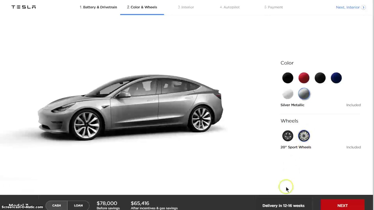 tesla awd performance model 3 configurator youtube rh youtube com