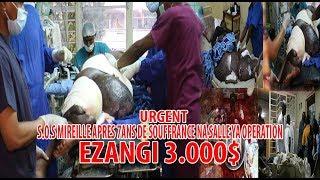 URGENT:S.O.S MIREILLE APRES 7ANS DE SOUFFRANCE,EZANGI 3.000$ NA SALLE YA OPERATION NA HOPITAL