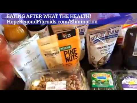 EATING AFTER WHAT THE HEALTH w-Gessie Thompson   DeTox Your Life