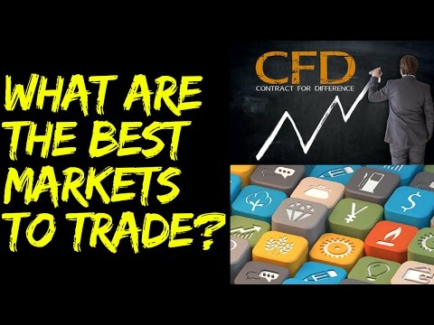 Which Are The Best Markets To Trade?