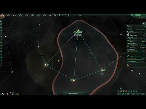 Stellaris/ Ep:1 / Tomb World Start!