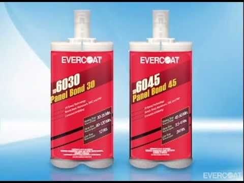 Evercoat Panel Bonding Adhesives