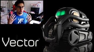 Vector by Anki Trailer   Reaction + Breakdown + Hidden Easter Eggs?!?