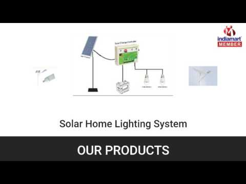 Solar Products And LED Light By Rave Energy LLP, Faridabad