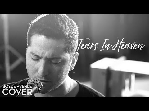 Tears In Heaven  Eric Clapton Boyce Avenue acoustic  on  & Apple
