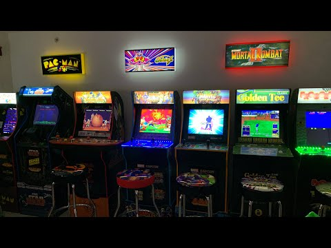 ARCADE1UP TOUR MARCH 2021 - LEGACY CABINETS COMING SOON! from The 3rd Floor Arcade with Jason