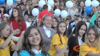 День знаний - 2015. Флешмоб - Новое поколение