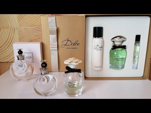 Ароматы, которые повторила. DOLCE Dolce&Gabbana, Valentino VALENTINA