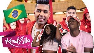 Baixar Minha Irma Reage a MC MM feat DJ RD - Só Quer Vrau (KondZilla) - BLACK REACTION