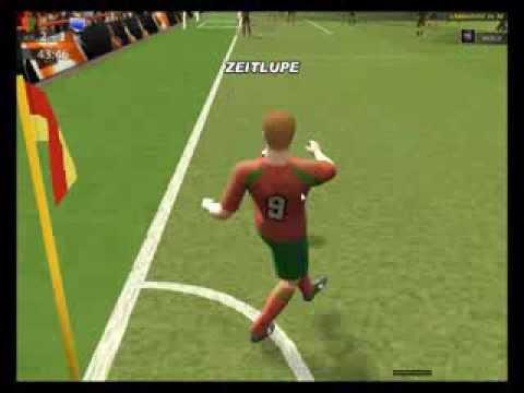 [Let's Play] Power Soccer - Fussball - Sport - Online-Spiel - Konstenlos - Multiplayer