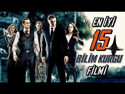 BİLİM KURGU FİLM ÖNERİLERİ!!! (Son Yılları En İyi 15 Filmi | İnsan Zihnini Zorlayan Filmler | Uzay |