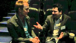 Interview with Dayyan Eng @ US China Film Summit, Hollywood 2011