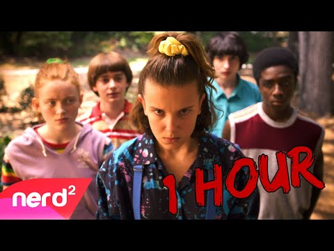 Stranger Things 3 Song | The Upside Down | #NerdOut [1 HOUR VERSION]