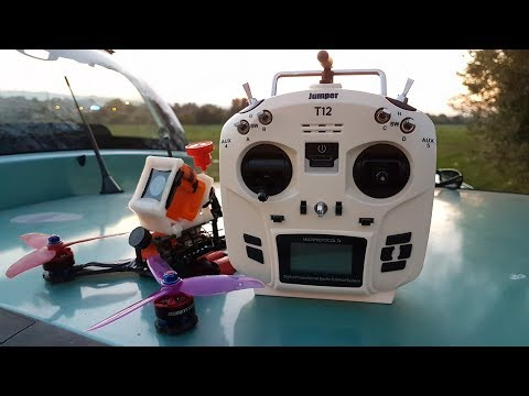 Mini-Review Review of Jumper T12 OpenTX 16CH Radio