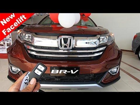 New Honda BRV Facelift 2019 Detailed Video ~ Honda BR-V  Facelift Price In Pakistan