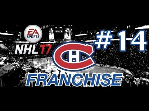 "NHL 17 Franchise | Montreal ep. 14 ""Draft/Cap Issues"""