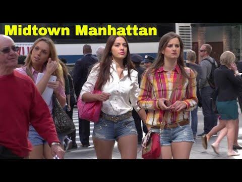 Manhattan Midtown Avenues: 5th, 6th, Park, Mad, Lex, New York