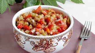 Вкусный салат к шашлыку  Хоровац