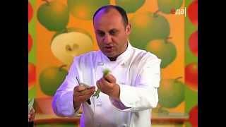 Салат из макарон, Салат Уолдорф