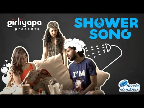 Baaki Baatein Shower Baad feat. Nidhi Singh & Hard Kaur | Girliyapa Unoriginals