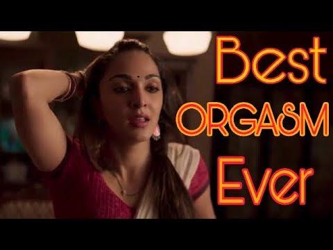 Quivering orgasm video