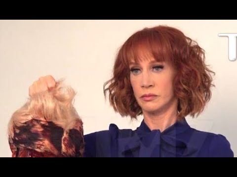 Kathy Griffin Donald Trump Beheading Photo @Hodgetwins