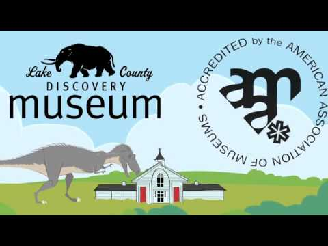 Discovery Museum Reaccreditation