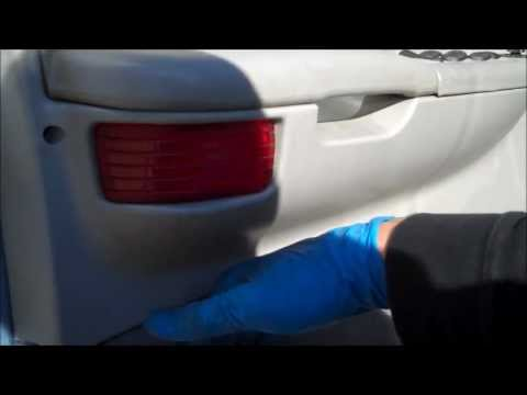 Ford Crown Vic Door Panel Removal How To