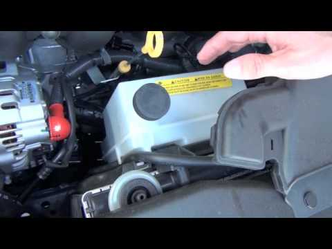 Maita Nissan Service Tip Checking Your Coolant Level Youtube